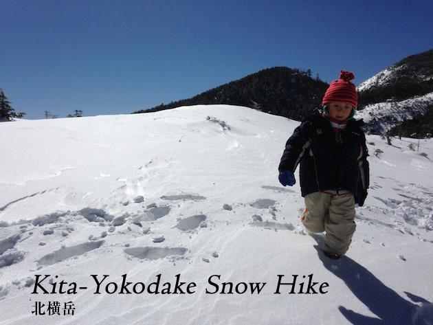 北八ヶ岳再び!北横岳で最高のスノーハイク