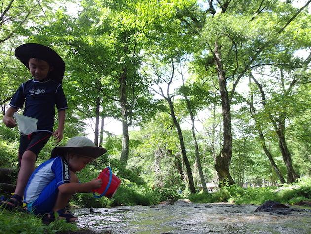 木曽駒オートキャンプ場で避暑キャンプ(前編)