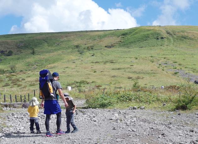 親子で歩けるお手軽な百名山〜霧ヶ峰・車山