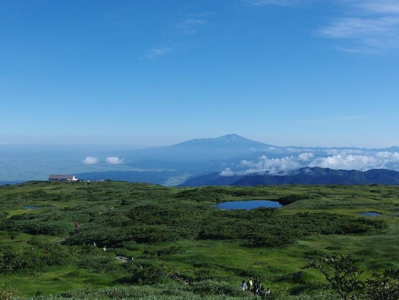 山の日は月山で家族ハイク〜夏の山形遠征登山