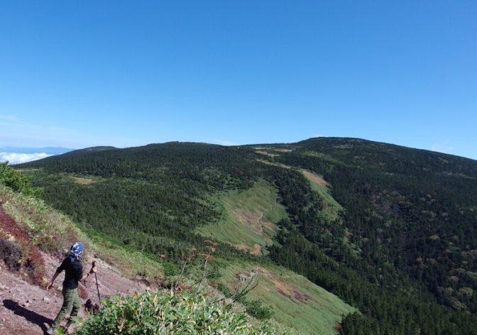 西大顚から西吾妻山の素敵トレイルを歩く〜子供と日帰り登山〜福島遠征ハイク(その3)