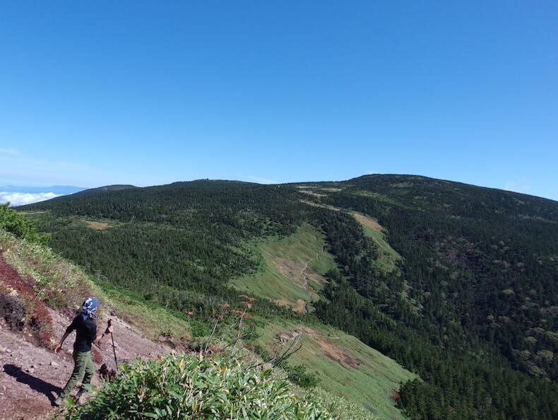 西大顚から西吾妻山の素敵トレイルを歩く〜子供と日帰り登山(福島遠征ハイクその3)