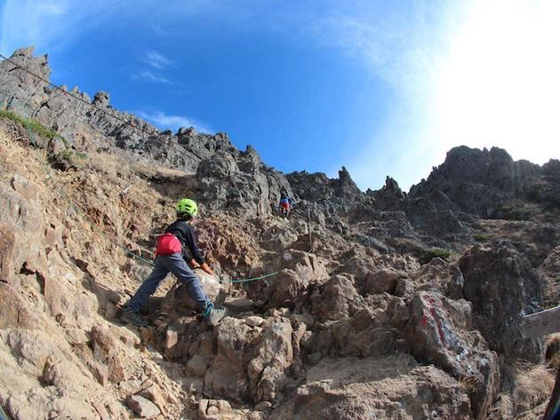 憧れの赤岳へ〜子供と日帰り登山