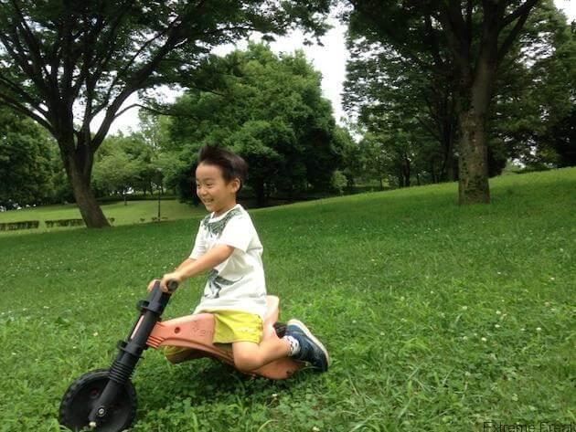 富士見台公園でデイキャン