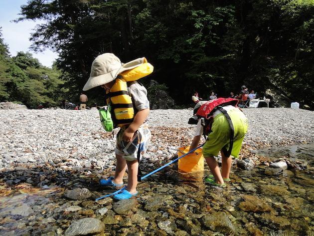 協同村ひだまりファーム〜秋川でキャンプ