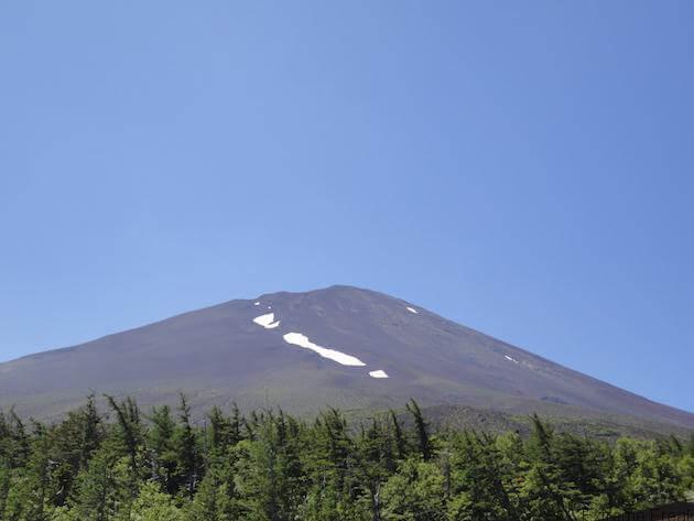 幼稚園児の富士山チャレンジ(準備編)