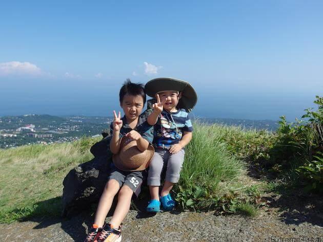 伊豆旅行(山歩き&海遊び)