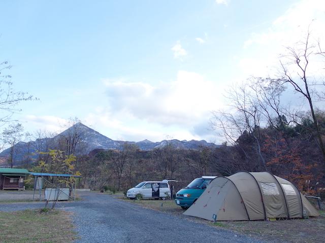 秩父巴川オートキャンプ場でBirthDay Camp!