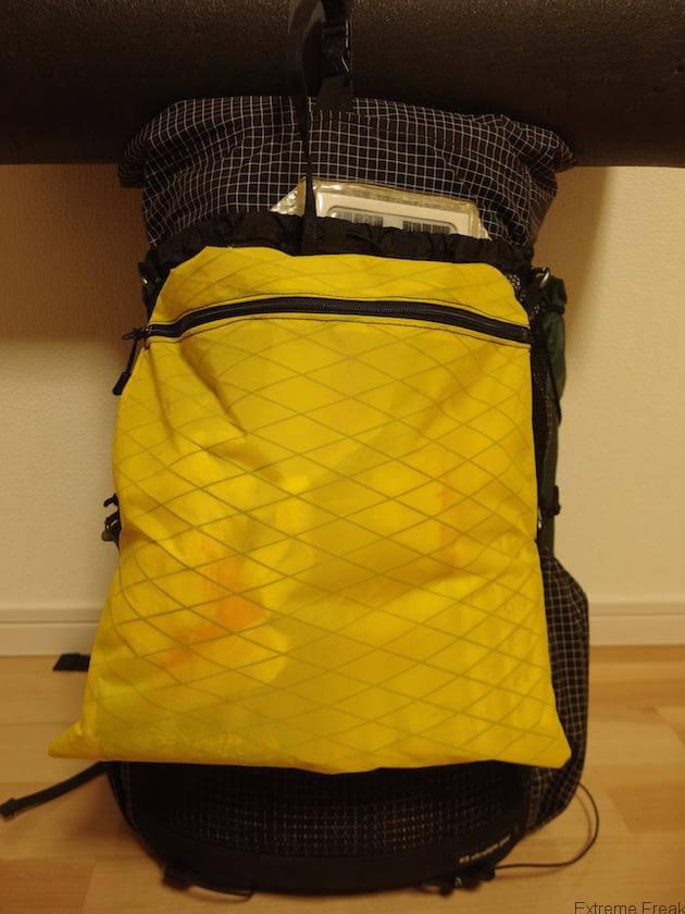 MYOG : Annex Bag X-Pac