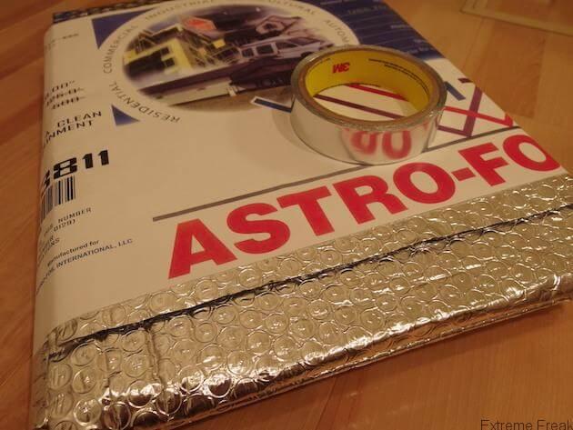 MYOG : ASTRO FOIL/インソール編