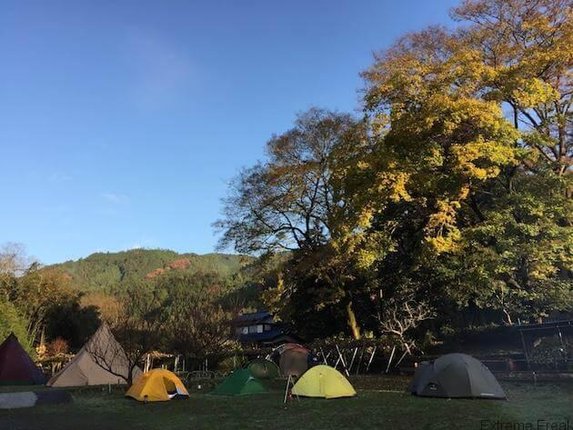 月の裏Camp