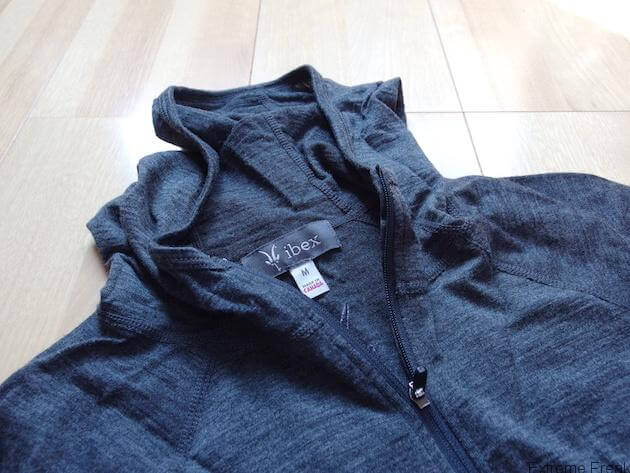 山の服/ibex Hooded Indie