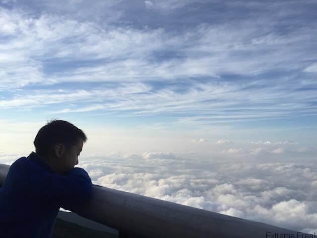幼稚園児の富士山チャレンジ(登山前編)