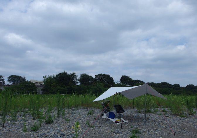 川遊び@TAMAGAWA