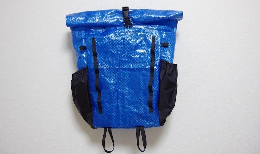 MYOG:子供用Backpack by あそびとギア