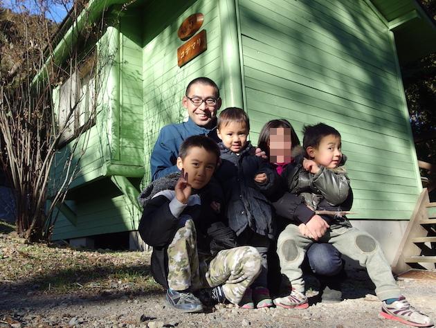観音山キャンプパーク・ジョイナスで貸切コテキャン