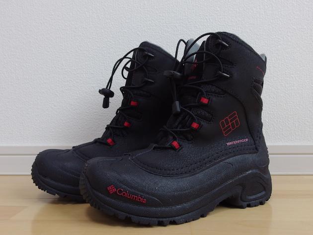 子供の雪山用登山靴/ユース バガブーツ プラス III オムニヒート
