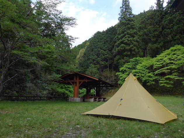 東吉野村で貸切キャンプ〜GW奈良・三重遠征その2