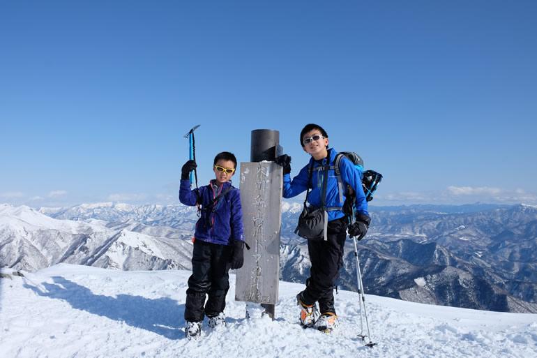谷川岳で雪山始め~子供と日帰り登山