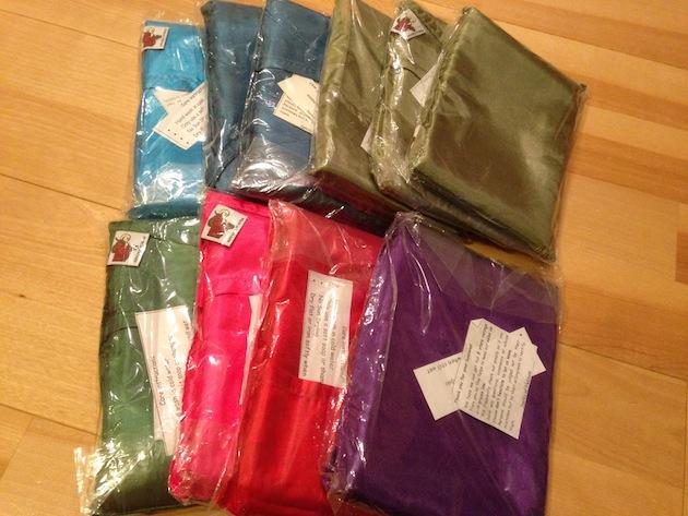 超軽量シュラフシーツ/TrekSilk Sleeping Bag Liner