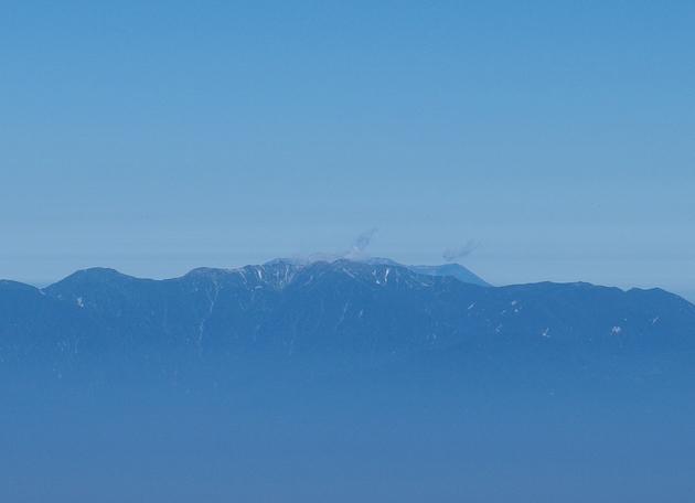 中央アルプス、木曽駒ヶ岳