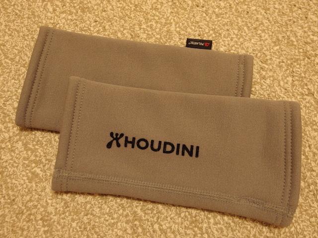 フーディニ HOUDINI / パワーリストゲイターPower Wrist Gaiters